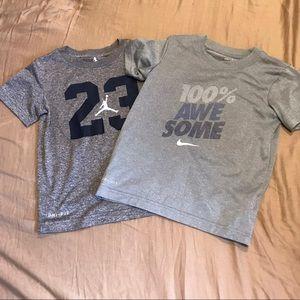 Nike Dri Fit T-Shirt Bundle Size 6